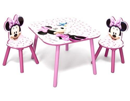 Disney Minnie Mouse Tisch mit Stühlen