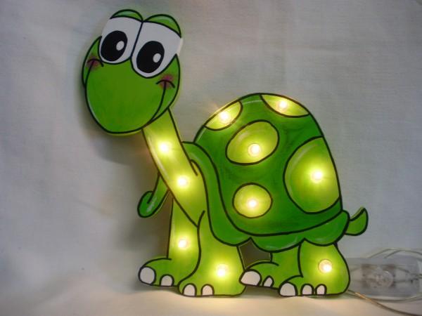 """Schlummerlampe """"Schildkröte grün"""""""