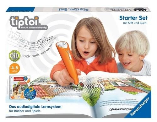 tiptoi® Starter Set - Entdecke den Bauernhof