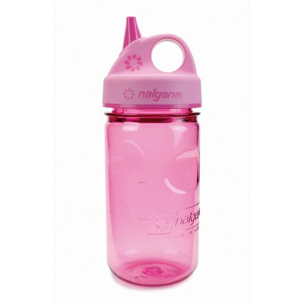 Trinkflasche Grip'n Gulp 375 ml, Tritan pink