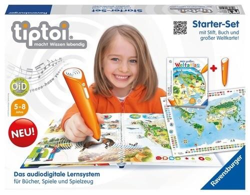 tiptoi® Starter Set - Weltatlas