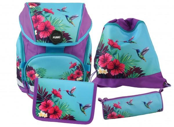 "Joy-Bag Set 4-teilig ""Tropical"""