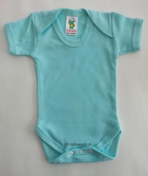 Baby Body mint, kurz-/langarm