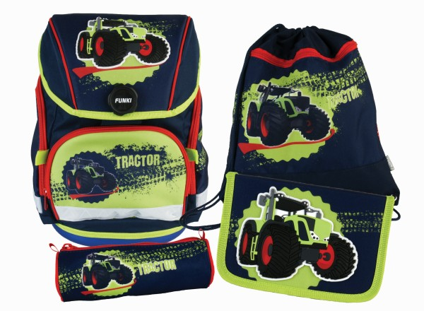 "Joy-Bag Set 4-teilig ""Tractor"""
