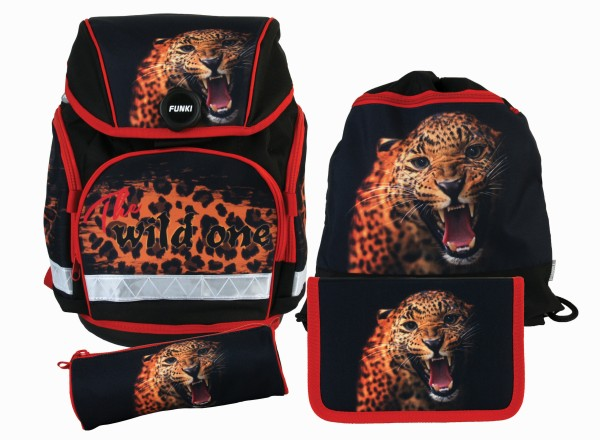 "Joy-Bag Set 4-teilig ""The wild one"""