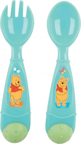 """Esslernbesteck """"Winnie Pooh"""""""