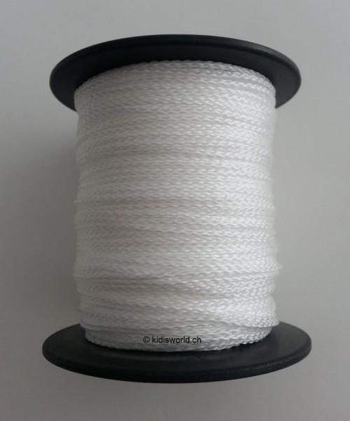 Fädelschnur für Nuggiketten, 50 cm