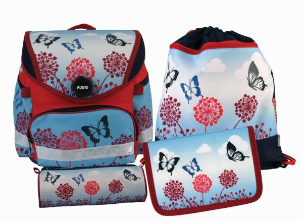 """Funny-Bag Set 4-teilig """"Butterfly"""""""