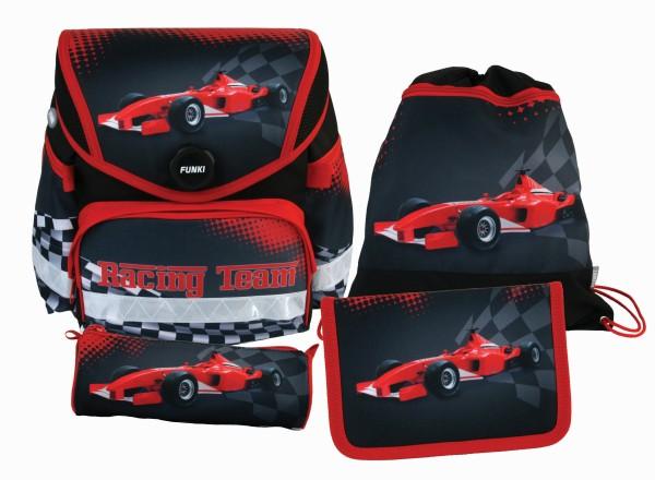 "Funny-Bag Set 4-teilig ""Racing Team"""