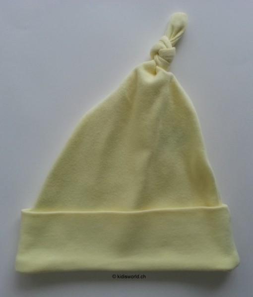 Neugeborenen Chäppli, gelb