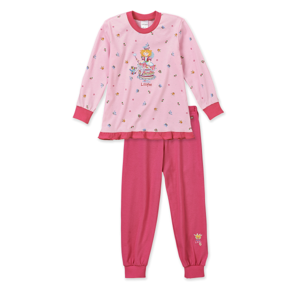 "Schlafanzug ""Prinzessin Lillifee"", rosé"