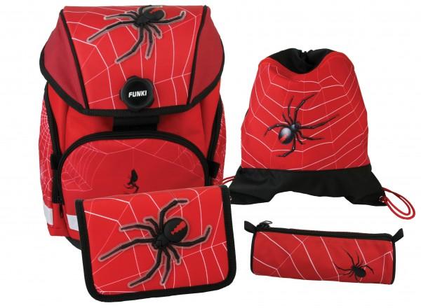 """Joy-Bag Set 4-teilig """"Spider"""""""
