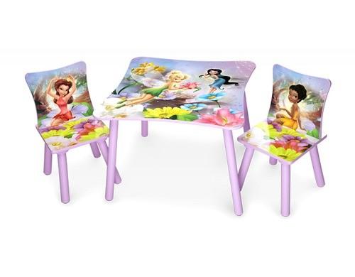 Disney Fairies Tisch mit Stühlen