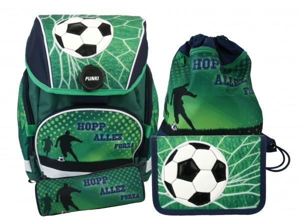 """Joy-Bag Set 4-teilig """"Soccer"""""""